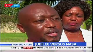 A section of coast Jubilee leaders want NASA leaders to abandon the opposition and join Jubilee