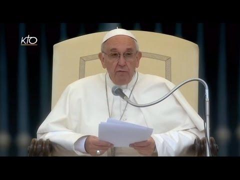 Audience Jubilaire du Pape François