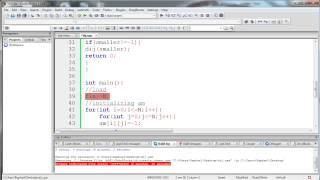 dijkstra's shortest path algorithm source code development in ...