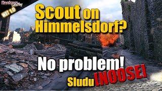 WOT: T-100 LT, Scout don