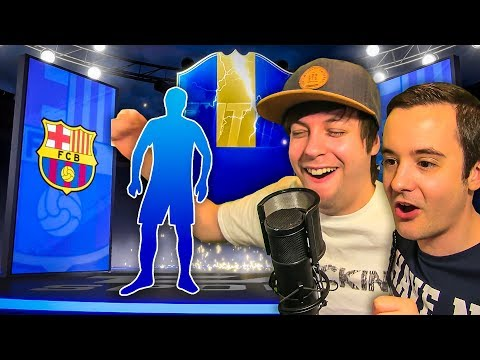 PACKED IN THE LAST UPGRADE PACK, WE ARE SO SHOOK!!! FIFA 19 Ultimate Team Pack Opening