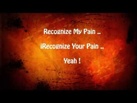 A'Lo - Recognize Our Pain
