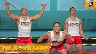 The Virzi Triplets – The Gong Show