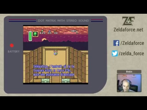 A Link to the Past - Live Gaming - Partie 3