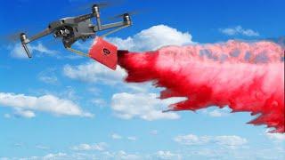 Drone Holi Powder BOMB
