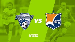 Boston Breakers vs. Sky Blue FC