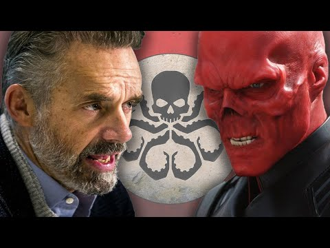 Jordan Peterson Finds Out The New Red Skull is BASED ON HIM Causing Anti-SJWs to MELTDOWN