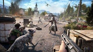 Far Cry 5: изучаем открытый мир