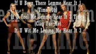 Danity Kane- 2 Of You w/lyrics