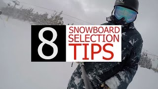 #1 Snowboard beginner – How to choose snowboard