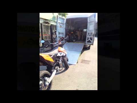 D.A. TRASPORTO MOTO - Trasporto moto in tutta Italia.