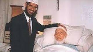 ماذا قال د.ذاكر نايك عن أحمد ديدات رحمه الله !!