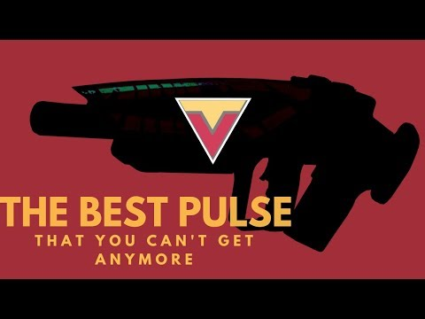 The Best Pulse Rifle You Can't Get Anymore - Destiny 2 Season of Opulence