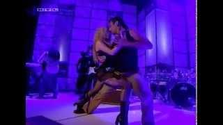 Shakira - Objection (Tango) - Live On TOTP