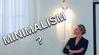 Минимализм в гардеробе, в интерьере, в жизни - Разговоры о Стиле