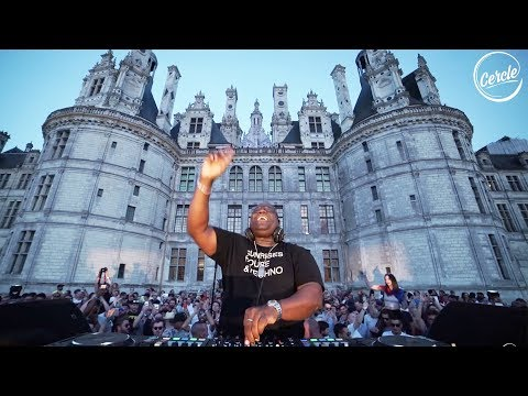 Carl Cox @ Château de Chambord in France for Cercle 2018