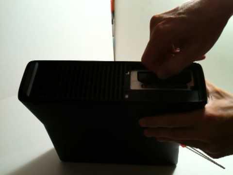 Changer un disque dur de Xbox 360 slim:  Astuces consoles - Conseil Xbox