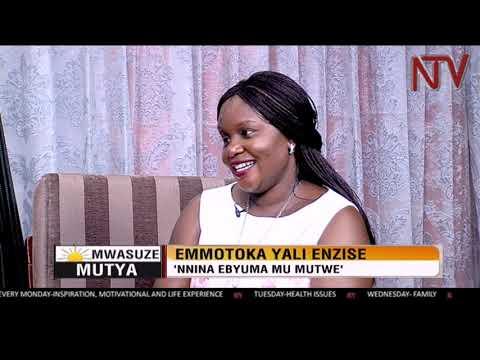 Mwasuze Mutya: Mariam Mukasa yafuna akabenje nga va kukyalira muwala we