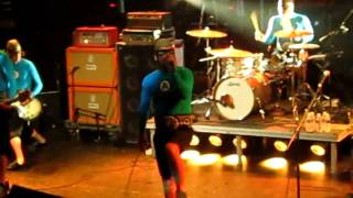"""Lovers of Loving Love"" by Aquabats at Culture Room 2010"