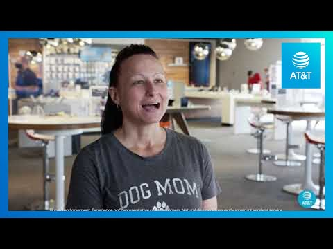 Hear from AT&T Customers In The Aftermath of Hurricane Laura-YoutubeVideoText