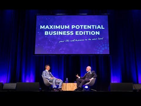 Dan Peña at Michael Pilarczyk's Maximum Potential Business Edition Event 2019 (Day 2)