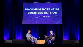 Dan Peña at Michael Pilarczyk's Maximum Potential Business Edition Event 2019 (Day 2)
