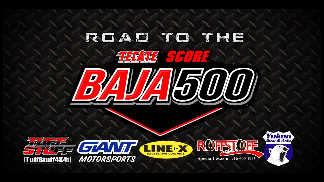 Baja 500 Race Coverage