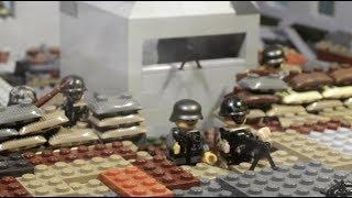 БИТВА ЗА БЕРЛИН Лего мультик полностью! Вторая Мировая Война.