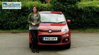 Fiat Panda 2011 - dabar