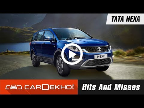 Tata Hexa Hits & Misses