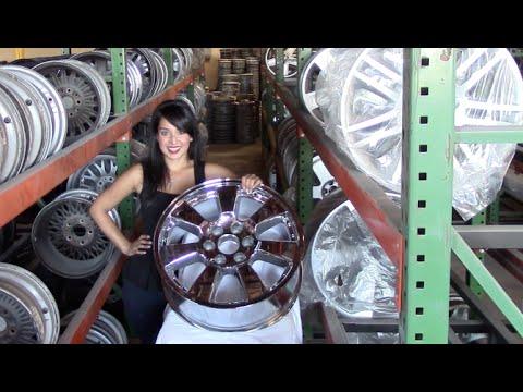 Factory Original GMC Terrain Rims & OEM GMC Terrain Wheels – OriginalWheel.com