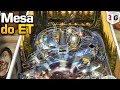 Pinball Fx 3 : Jogando Na Mesa Do Et Muito Divertido