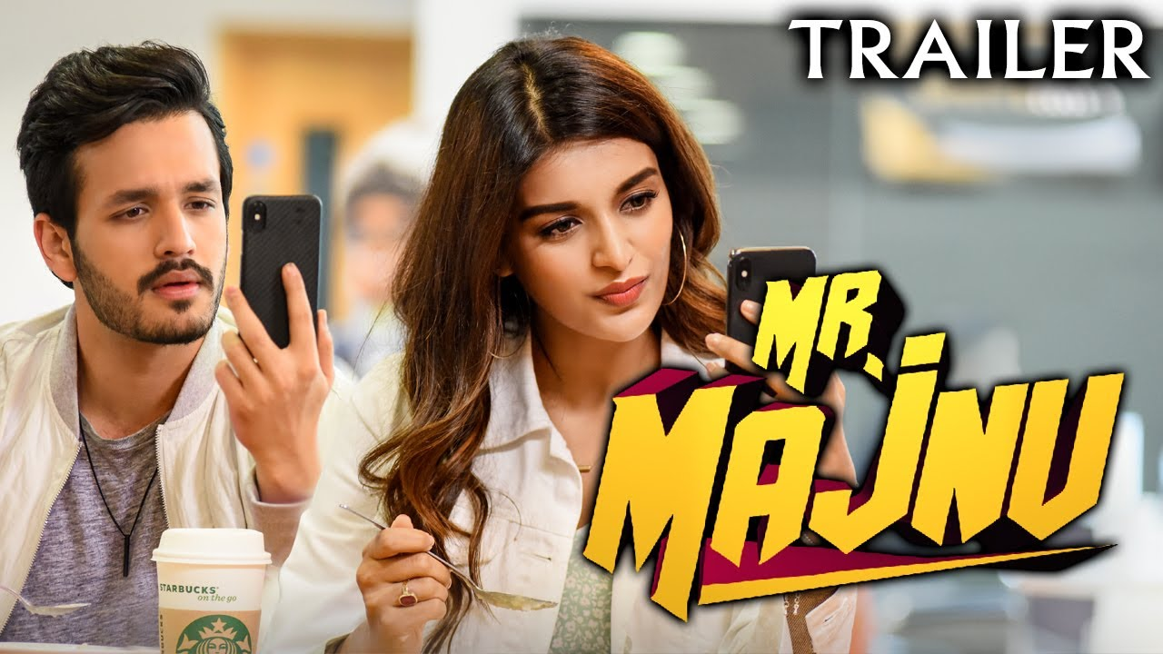 Mr. Majnu 2020 Official Trailer Hindi Dubbed | Akhil Akkineni, Nidhhi Agerwal, Izabelle Leite