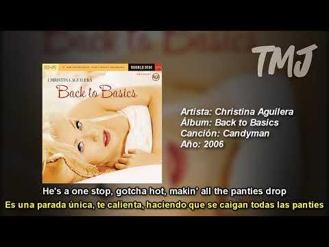Letra Traducida Candyman de Christina Aguilera