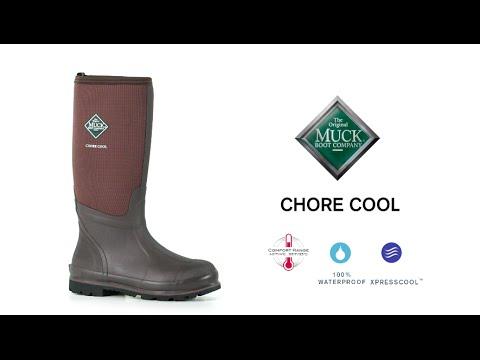 MuckBootCompany-Chore Cool Hi Work Boot