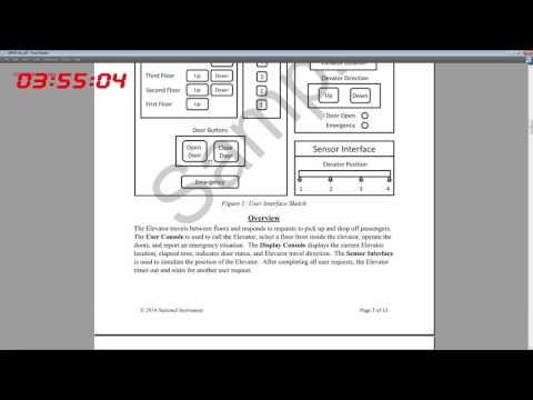 CLA Practice Exam - YouTube