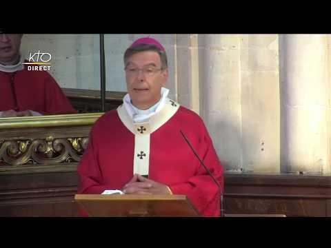 Messe du 31 mai 2020 à St-Germain-l'Auxerrois
