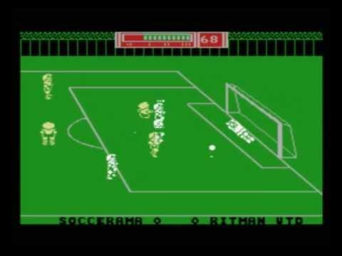 MSX GAME MATCHDAY 2