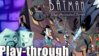 Batman: The Animated Series Adventures – Shadow of the Bat Play-Through