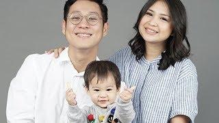 Kekhawatiran Putri Titian Ketika Sang Anak Diasuh Junior Liem