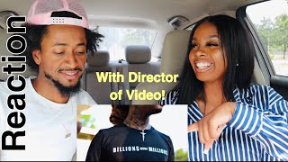 """No Cap """"By Tonight """" Reaction With Video Director Billion Dollar Vision"""