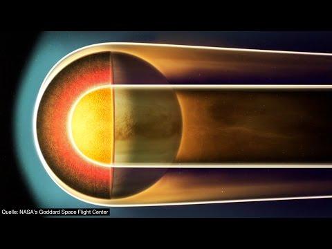 10.000 Kilometer langer Bogen auf Venus! - Clixoom Science & Fiction