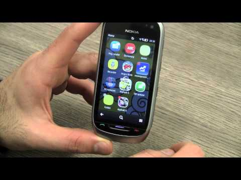 Nokia 701 with Belle Review - Amoled - Brightest