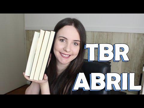 MINHA TBR DE ABRIL!