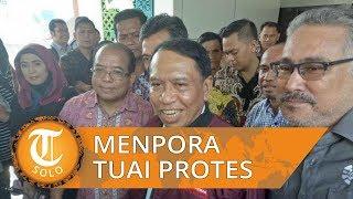 Menpora Zaenudin Amali Tuai Protes Keras Soal Sirkuit MotoGP 2021 di Indonesia