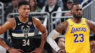 All-Access: Bucks vs. Lakers   The Unseen Footage From Giannis vs. LeBron   Restricted Area 12.19.19