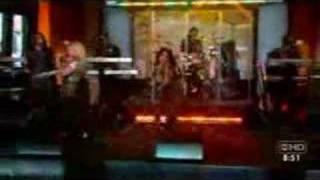 Fuego - Live on GMA - Cheetah Girls