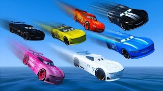 Cars Party Next Generation Cars 3 Apple ICar Cam Spinner Rich Mixon Jackson Storm McQueen & Friends