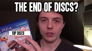 No More Discs?  Digital Downloads Pros and Cons