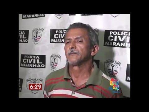 (Edição 12/12): Homem é preso em Bacabal pelo crime de homicídio